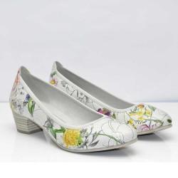 Флурални - ежедневни, комфортни, немски дамски обувки JANA 22361DJ17w