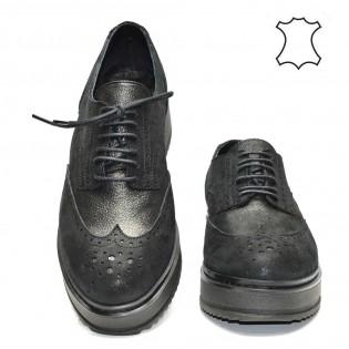 Дамски обувки - Оксфорд 07bt17