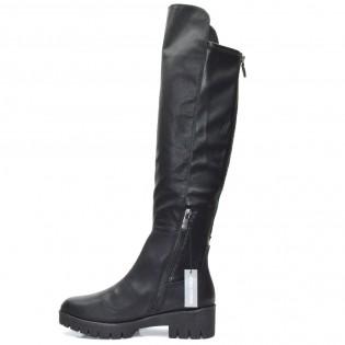 Дамски ботуши Marco Tozzi в черен цвят 25605dm17