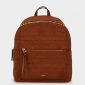 Дамска чанта, тип раница на PARFOIS - 173935