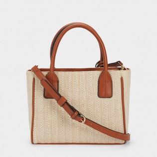 Лятна дамска чанта на PARFOIS - 175070