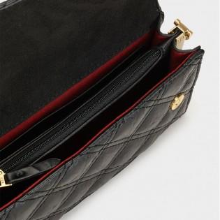 Малка чанта в черен цвят на PARFOIS - 175345