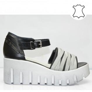 Естравагантни сандали на платформа 6298bj17