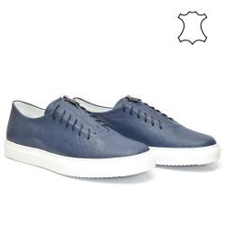 Мъжки спортни сини обувки M197BNs