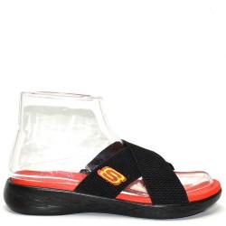 Skechers комфортни дамски чехли F0627