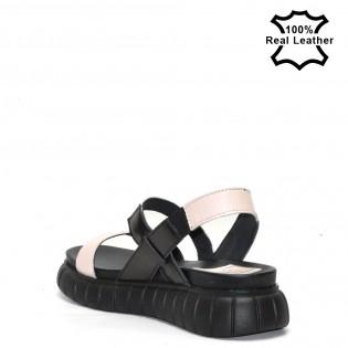 Ортопедични, комфортни, спортни дамски сандали F66773p