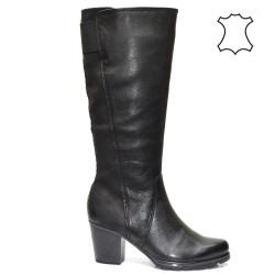 Дамски ботуши Marco Tozzi в черен цвят - 25614DM16