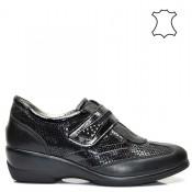 Ортопедични дамски обувки естествена кожа 40bg16.